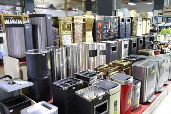 Cung cấp thùng rác inox tại Nhà Trang giá siêu rẻ